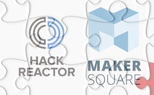 Hack reactor acquires maker square