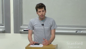 Sam altman, How to start a startup